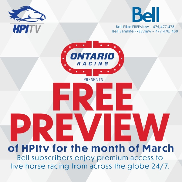 Free HPITV Bell Promo